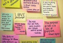 positive sayings pastel