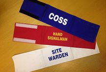 Mardens Armbands / We produce and print armbands for all different needs www.armbandsdirect.com
