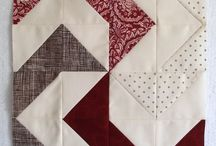 a bit more quilting / by Doreen Lickacz