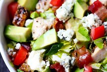 Recipes: Salads and Dressings / by Rainie Kennedy