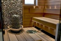 Sauna session dreaming