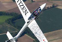 aviação, planadores