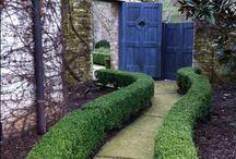 Feng Shui doorways