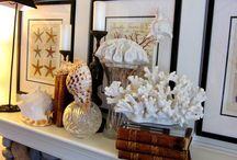 Everything Sea / Decor for sea cottage
