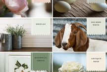 Magnolia Home Paint / All Hirshfield's retail stores carry the Magnolia Home Paint by Joanna Gaines. Stop by and see for yourself the gorgeous hand-picked color palette.