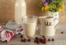 Vegane Milchprodukte - Pflanzendrink, ´veganer Käse, Joghurt, Tofu...