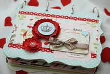 Scrapbooking :: Ribbons / by Shimelle Laine