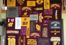 Fire Up or Transfer / We love our Chips. Here are some school pride ideas!