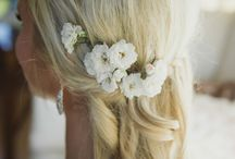 Wedding Hair - boho looks