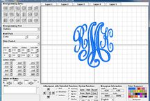 Embroidery Software / by Michelle Alexander