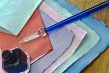 papír ruční výroba