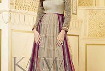 Anarkali Salwar Suits on Variation / Anarkali Salwar Suits