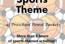 Preschool Theme Ideas / by Nicole Helms