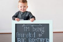 Announcing the big news