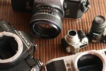 Através das lentes / Fotografia