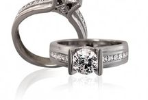 Engagement Rings / If you can dream it, we'll make it! Only at Jeff Walters Jewellers.