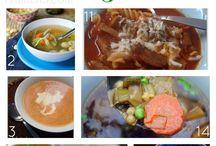soups etc
