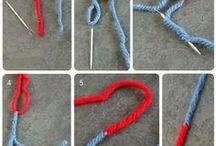 Ukončovanie pletenie