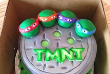 Connor's 5th Birthday  / Tmnt cake ideas