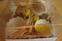 Easter decorations / Easter by homefocuss.blogspot.com