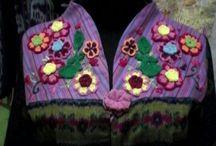 matree crochet project