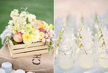 Party ideas / Wedding