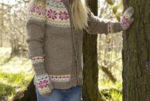 Knitting - Childrens wear