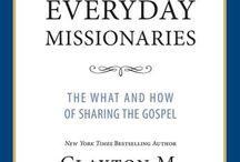 Missionary / by MaryAnne Davis