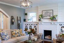 HOUSE - living room ideas