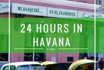 Cuba Travel Tips / Exploring Cuba.