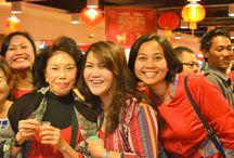 HERO Supermarket Gong Xi Fa Cai / Rangkaian acara HERO Supermarket Gong Xi Fa Cai yang terdiri dari Parade Cooking Demo 9 Chef dan Barongsai Dance.  Bertempat di HERO Supermarket Mall Taman Anggrek, Minggu 15 Februari 2015