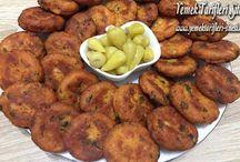 Patates köfte