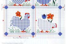 Cross Stitch / by Cyndy Jackson