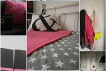 Meiden slaapkamer