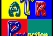 ATRP LOGO / ATRP réalisation de courts-métrages et de reportages.