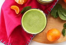 Smoothies and Protein Bars