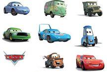 disney cars/verdák