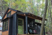 Tiny Homes / All about tiny homes and building tiny homes. #tinyhomes #smallhouses #smallhomes #tinyhouses