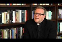 Fr.Robert Barron , Bis, Falcon Sheen