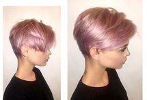 coiffure rose 2018