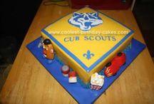 Cub/Boy Scouts / by Stephanie Arnold