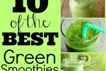 Smoothies / yummy smoothies to try in my Ninja / by Amanda Peterson