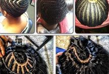 Sew in styles