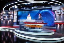 TV-studio / Z-event research