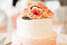Wedding Cake Ideas / Wedding Cake, Cake, Dessert, Inspiration