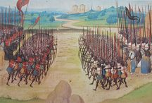 The Art of War / The horror and glory of battle, immortalized on canvas.