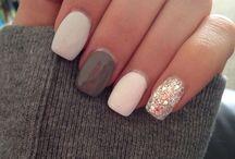 Autumn,winter nails