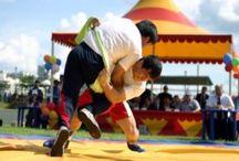 Fighting Kuresh -  Куреш / Куреш — это традиционная спортивная борьба тюркских народов, которая проводится как борьба на поясах. У башкир, чувашей, татар куреш — это важная составляющая часть национальных праздников