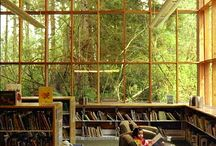 Library.love / Livros. Books. Library.