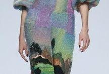 платья с домиками